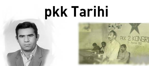 pkk tarihi